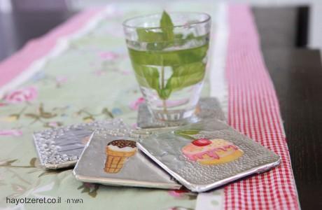 גשום בחוץ וזה הזמן לכוס תה חמה…